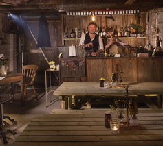 #WeRecommend a Peaky Blinder of a bar!