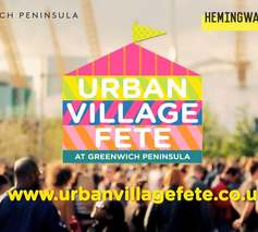 #WeRecommend the We Are Urban Village Fete