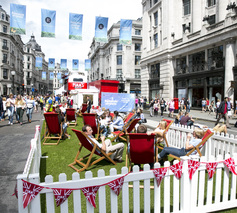 #WeRecommend Summer Streets @ Regents Street