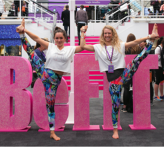 We Recommend - Be:FIT London 2018