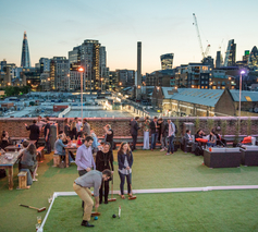 We Recommend - Converted carparks and rooftop bar
