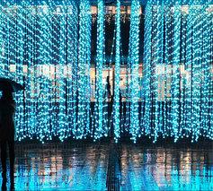 Winter Lights - Canary Wharf