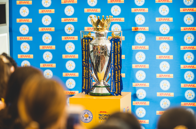 Premier League Trophy Tour